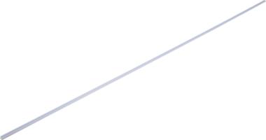 Reglette T-Plexi autocollant 1250 mm