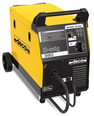 Machine souder Deca MIG D-MIG 380 230/50 1Ph