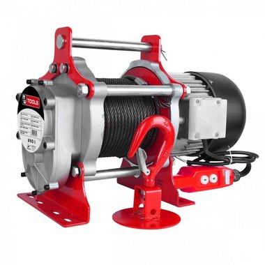 Treuil electrique 750kg 3x400V