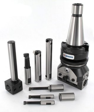T te d'al esage automatique DIN228 cm/m MK5/M20