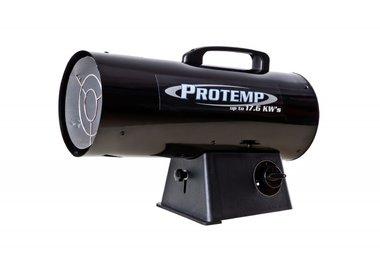 Canon chaleur au gaz propane 140 ma³