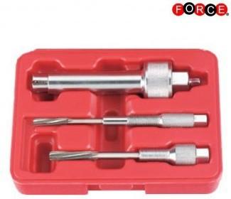 Kit d'extraction de prechauffage enfichable 3 pieces