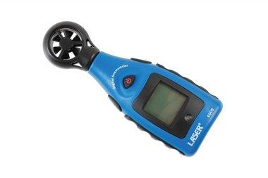 Anemometre et thermometre
