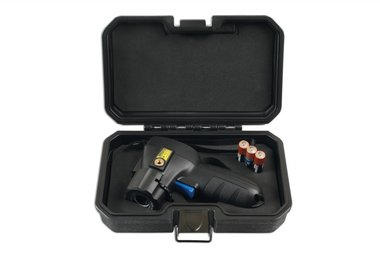 Camera thermique avec detecteur de fuite UV