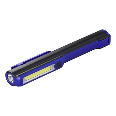 Pen light 2 in 1 COB rechargeable
