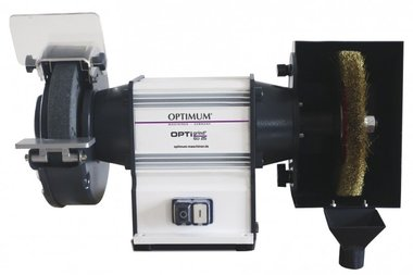 Touret meuler avec brosse diametre 175 - 450W