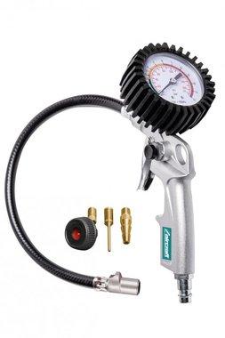 Soufflante de pneu avec système de verrouillage rapide breveté