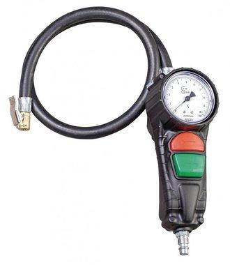 Souffleur de pneus avec deux boutons poussoirs