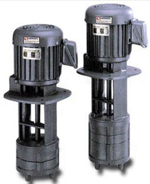Pompe de refroidissement haute pression a 2 etages, 250 mm, 0,55kw, 400v