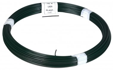 Ficelle PVC vert 1,4/2,0 mm 50 m