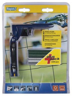 Pince Rapid Fence FP222, Kit T&F avec chargeur + anneaux