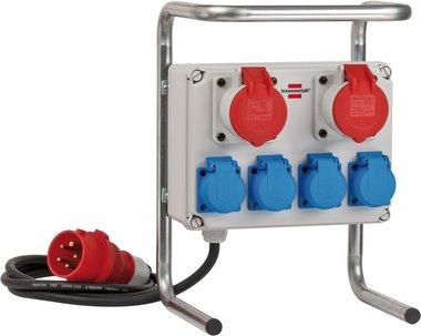 Mini distributeur de puissance BKV 2/4 G IP44