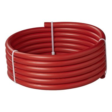 Tuyau pour eau potable rouge 5,00M / 10x15mm