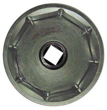 Cabine de roues troisieme ecrou d'essieu prise de courant scania 95mm