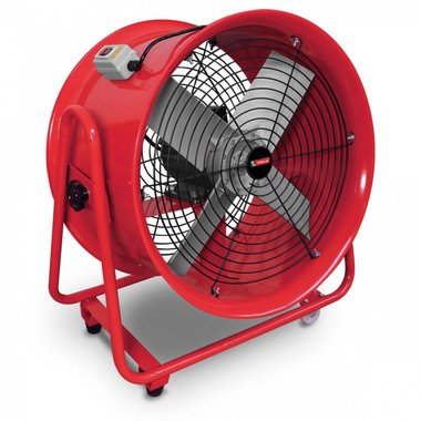 Ventilateur mobile 1100w 3x400v