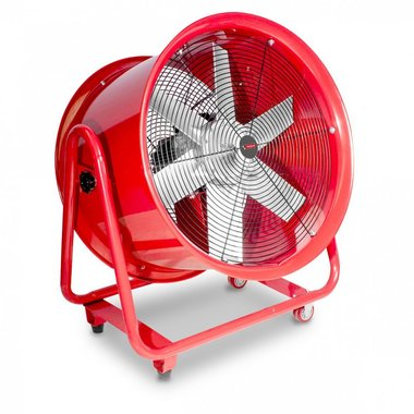 Ventilateur mobile 220w 3x400v
