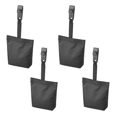 Sacs de sable pour housse de protection jeu de 4 pieces
