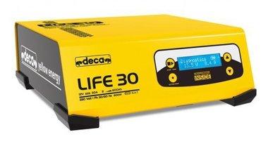 Stabilisateur de batterie professionnel avec fonction de charge et microprocesseur 600W