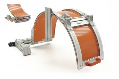 Protege mandrin grand diametre 1200mm