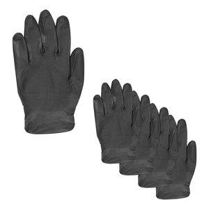 Gripp-It gants en nitrile XL 4 pieces sur carte