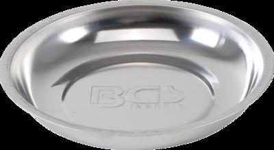 Coquille magnetique en acier inoxydable 150 mm