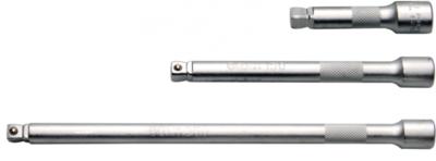 Jeu de rallonges basculants 10 mm (3/8) 75 / 150 / 250 mm, 3 pièces