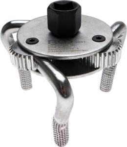 Clé à Filtre , 3 griffes pour filtres à huile de diameter 50 - 100 mm
