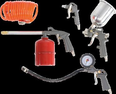 Coffret d'outils à air comprimé