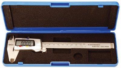 Pied a coulisse numerique 150 mm
