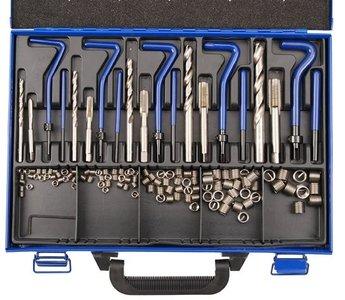 Kit de réparation de filets M6 - M14 - 130 pièces