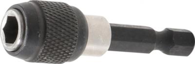 Porte-embout automatique poussée six pans intérieurs 6,3 (1/4) 50 mm