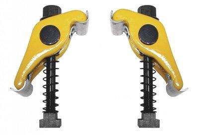 Systemes de serrage pour table crois ee pour rainure en t -M16