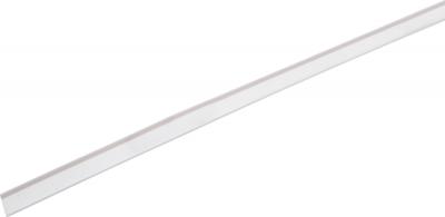 Porte-etiquettes Plexi transparent 1000 mm