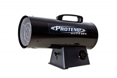 Canon à chaleur au gaz propane 140 m³