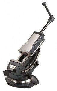 Etau bi-axial mecanique reglable - large ouverture 110mm